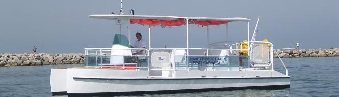 France stations nautiques - Capitainerie de port camargue ...